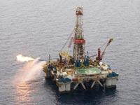 קידוח תמר נפט  צלם: אלבטרוס